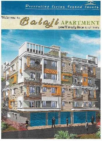 2BHK 734sq.ft flat on 3rd floor with lift at 13.21 Lakhs Only Sodpur