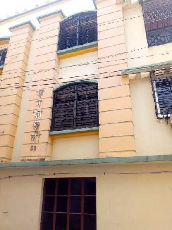 2BHk Flat ready to move near belgharia Post Office@12Lakhs