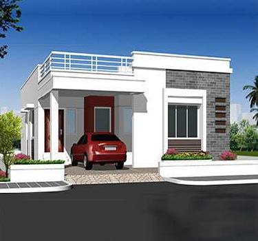 3 BHK villa sale at Shyamnagar