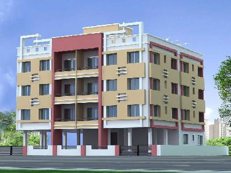 1050sq.ft 3BHK Ready to Move New Flat On 2nd Floor at 27.50 Lakhs near Belgharia Station, Satero pally, Maha-Kali school Belgharia, Kolkata – 700056.
