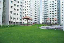 3BHK apartment for sale in Sodepur Godrej Prakriti multiplex project