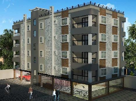a newly built flat in sodepur road , madhyamgram