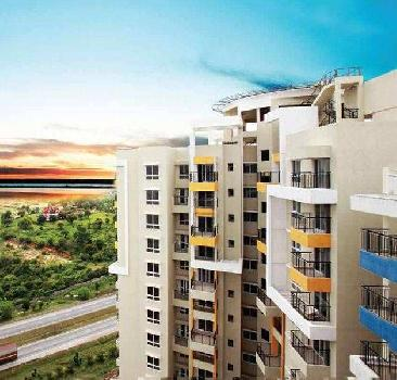 3 BHK Flat for sale at Hebbal