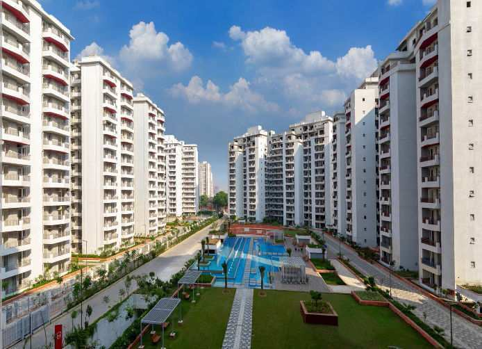 3 BHK Flats & Apartments for Sale in Sector 91, Gurgaon