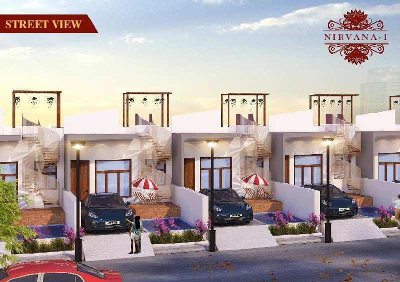 50 Sq. Yards Individual Houses / Villas for Sale in Dankaur, Gautam Buddha Nagar