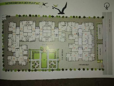 3 BHK Flat For Sale In Satellite, Ahmedabad