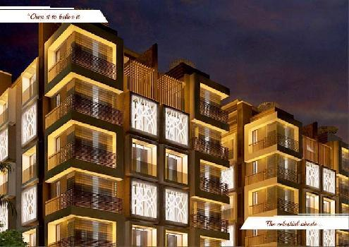 4 BHK Flat For Sale In Shilaj ,Ahmedabad.