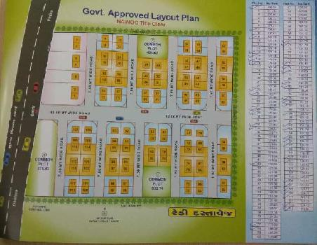 Plot available with full amenities