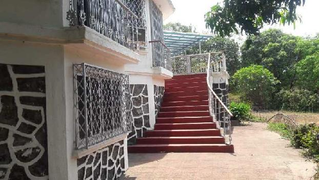 Farm House 5 acre with 3 BHK Bunglow in Badlapur near Thane