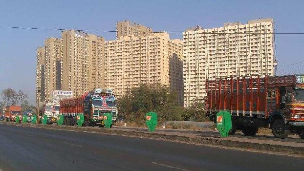 3 BHK For Rent in High Rise Tata Amantra near Kalyan