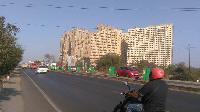 3 BHK semii Furnished  1334 sf  For Rent in High Rise Tata Amantra  on Kalyan Nashik Highway near kalyan