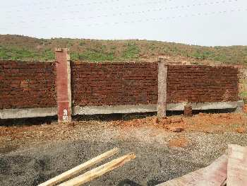 Industrial NA Sanctioned Plot 5707 sq feet on Kalyan Murbad Road in Kamba near Kalyan