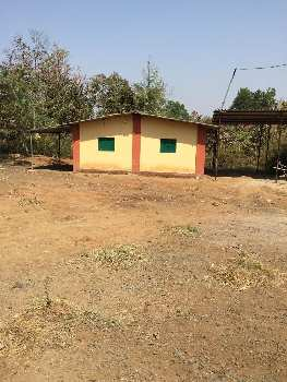 Farm House Tabela 1 Acre sale in Badlapur near Saagav