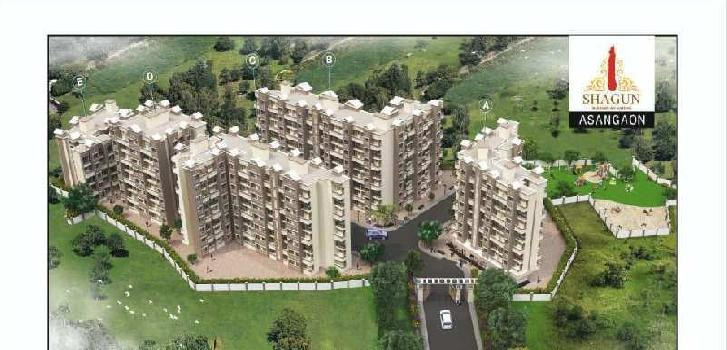 1 BHK Flats & Apartments for Sale in Asangaon, Mumbai