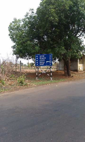 Resale NA sanctioned Plot 6040 sale on Murbad Karjat State Highway near Mumbai