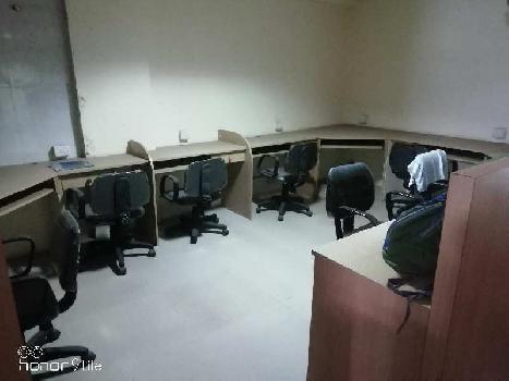 Available furnished Office 1050 sf on Long Lease on Kalyan Shahad road ,Kalyan west