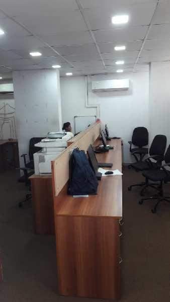 Furnished Office space available on Long Lease in Kalyan west