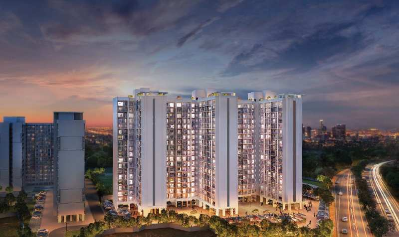 1 BHK Flats & Apartments for Sale in Badlapur, Thane