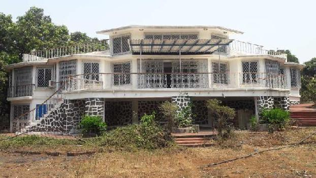 2 Acre Farmhouse with 3 BHK Bunglow for sale in Badlapur, near Mumbai