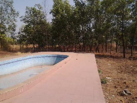 2583   NA Resale  plot with compound with gate on Karjat - Murbad State Highway