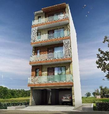 2 BHK Builder Floor For Sale In Sector 49, Sainik Colony Faridabad