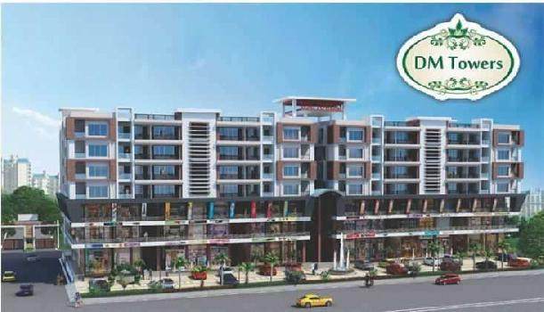 250Sqft Corpet Area 350 Super Built up Area Shop no 8 Double Satar Middle Area Prime Location At DM Tower Nh30 4 Lines Road Rawabhatha Raipur