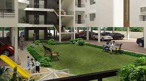 3BHK Flat For Sale at Golden Sky VIP Airport Roads Raipur Chhattisgarh
