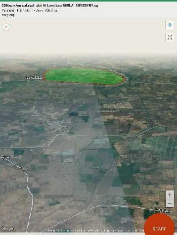 250Acre Agricultural Plot For Sale At Berla Tahsil Bemetara District, Raipur Capital Of Chhattisgarh,India.