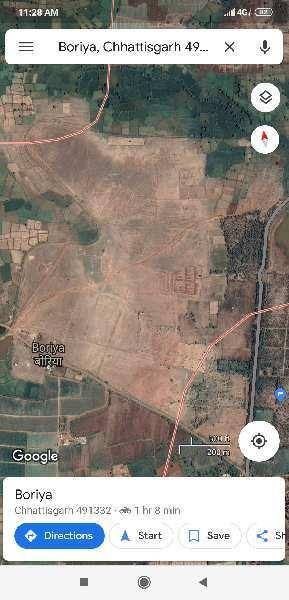 250Acre Industrial Plot For Sale At Berla Tahsil Bemetara District, Raipur Capital Of Chhattisgarh,India.