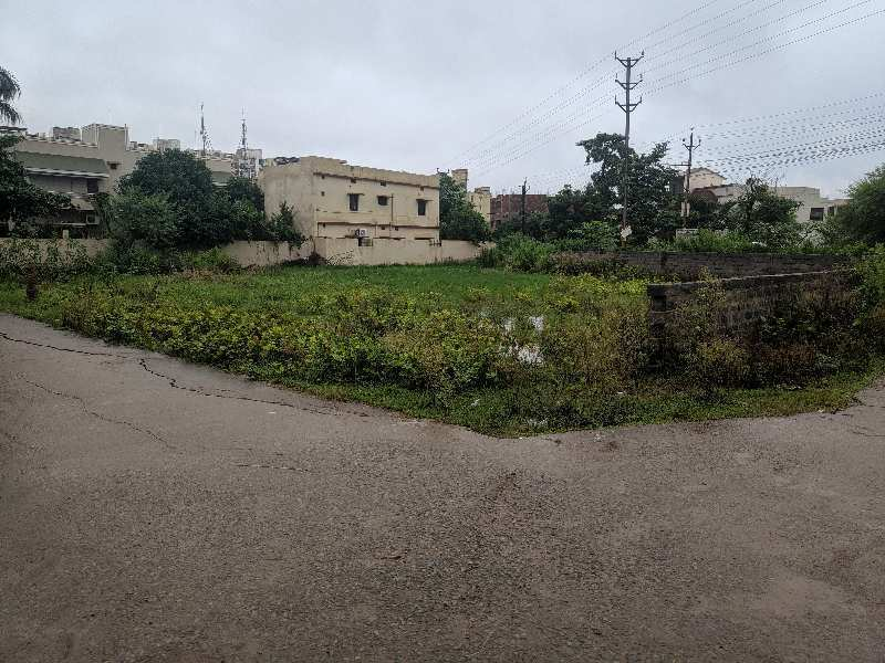 10000 Squares feet Double Corner commercial non diverted plot for sale at Behind Avanti Vihar ,to St. Zevier Shristi Plazoo Roads, Telibandha Raipur capital of chhattisgarh.