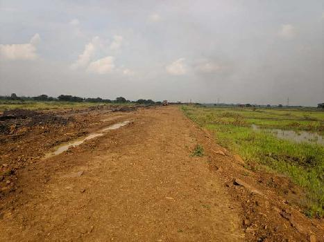 98010 Square feet Commercial plot For Sale At  6 line new by pass Tatiband Dhaneli Bilaspur Expressway Raipur Capital Of Chhattisgarh Bharat India.