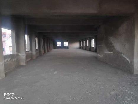 Commercial Building Aviable For Lease ( Rent )  Ground + 3 Floor Built Area And Basement Parking, Double Road Front Building Location At Pandari Main Road, Raipur, Chhattisgarh,  Plot Area 5200 Sqft, Build Up 16000 Sqft, Plot Dimansion 35x150 Feet,