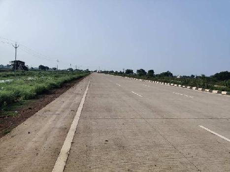 For Sale 27007 Sq. Ft. Plot, For Sale At  Raipur Bilaspur Expressway, Village Dharsiwa, Raipur, Chhattisgarh.