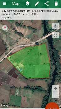 5 Acre Agricultural/Farm Land for Sale in Datrenga, Raipur