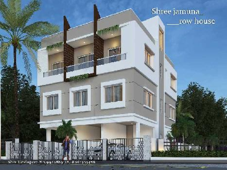 shree jamuna row house