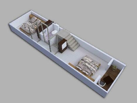 prime location rowhouse project