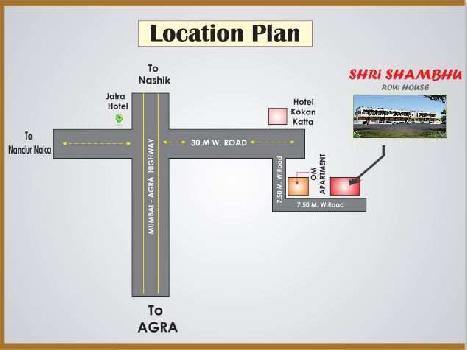 Title clear row house in nashik