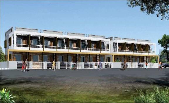 जत्रा हॉटेल समोर 2bhk रो हाउस उपलब्ध
