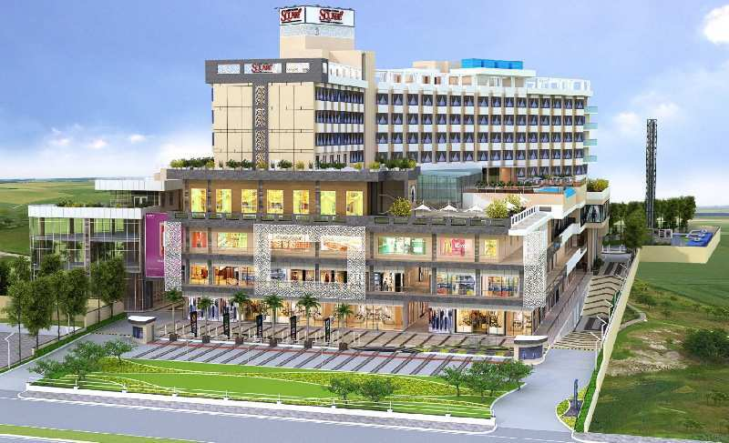 1642 Sq.ft. Hotel & Restaurant for Sale in Sector 95A, Gurgaon
