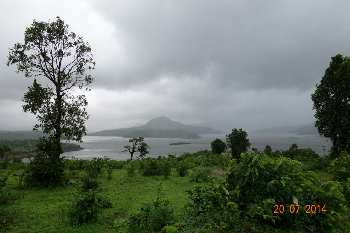 51 Guntha Plot for sale Ravet, Pune