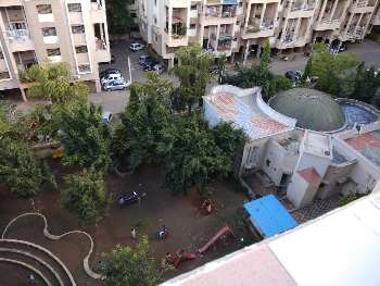3 BHK Fully furnished  flat for rent in Ajmera Society Pimpri