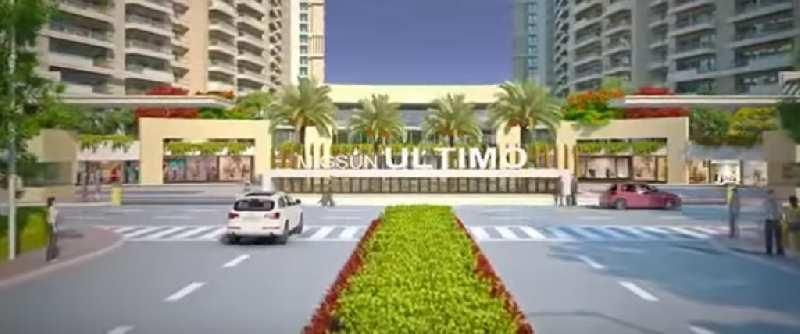 3 BHK FLAT WITH 3 TOILET IN MIGSUN ULTIMO