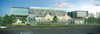 4 BHK LUXIRY VILLA IS AVAILABLE IN FRONT OF METRO STATION