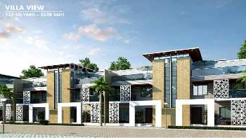 THE OMAXE HEMISPHERE PRESENT'S 4BHK LUXURY VILLA'S IN FRONT OF METRO STATION
