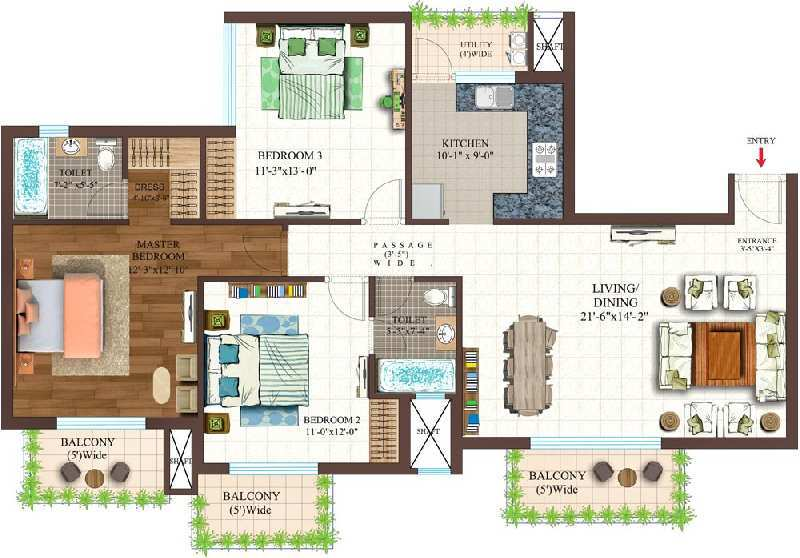 READY TO MOVE IN NOIDA SECTOR 150