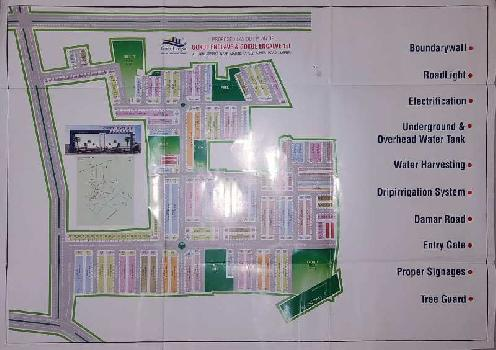 Residential Plot for Sale in Ajmer Road, Jaipur