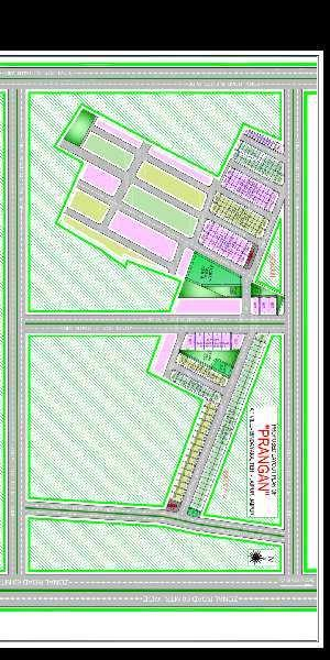 JDA approved integrated township