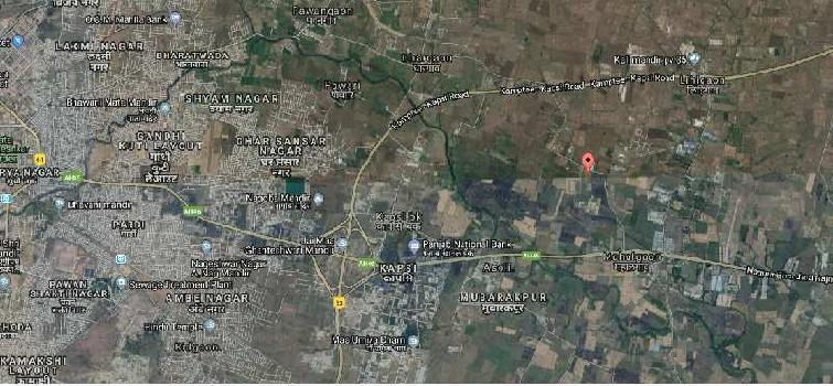 Industrial Land / Plot For Sale In Kamptee, Nagpur
