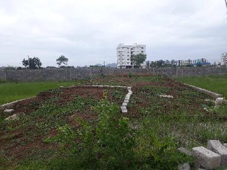 Residential plot near 60 feet road