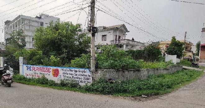 2side Road Residential Plot Very Near By Main Sahastradhara Road